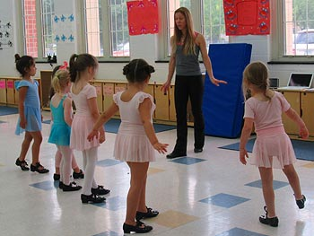 Early Childhood Dance