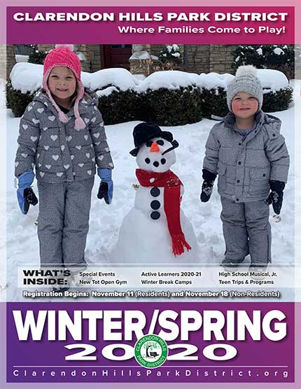 2020 CHPD Winter/Spring Brochure