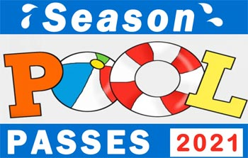 Purchase  Season Pool Passes