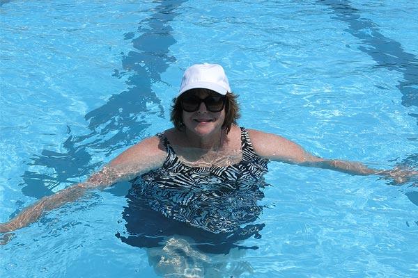 Lions Park Pool - Six Lane Lap Pool