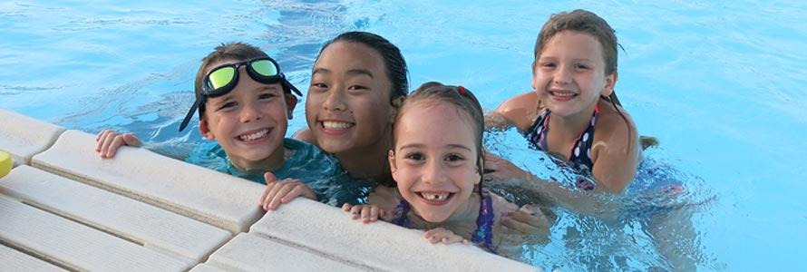 Lions Park Pool Programs & Events