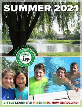 2021 CHPD Summer Brochure