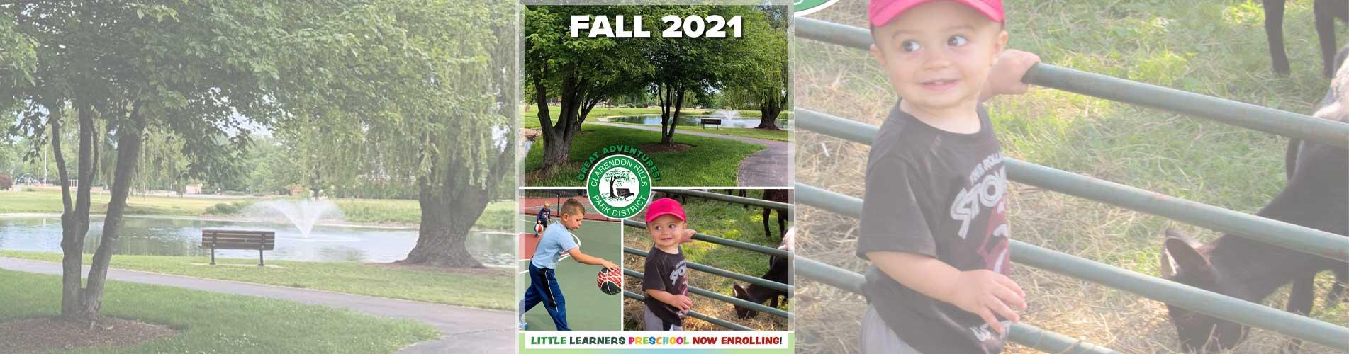 2021 Fall Brochure