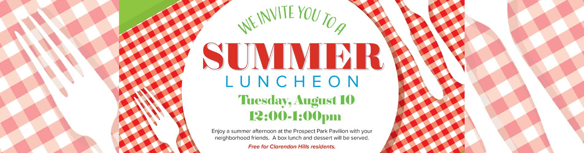 Summer Luncheon