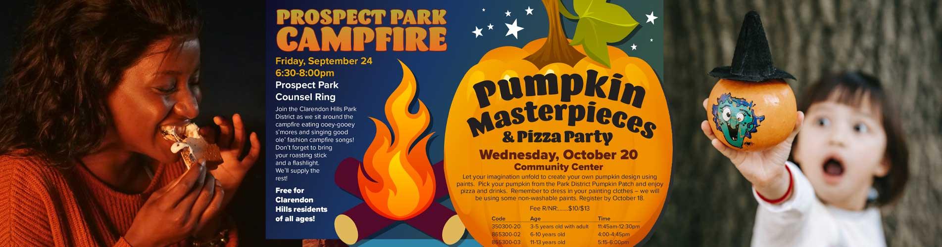 Campfire - Pumpkin Masterpieces